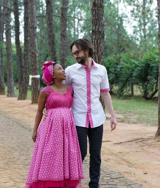 An Enchanting Sotho Traditional Wedding