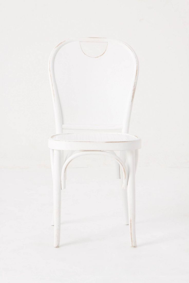 White chair - #art #photography #colors