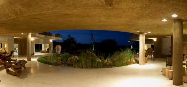 An outstanding option if luxury is what you're after, in which case look no further than this amazing award-winning game lodge and one of the best wedding venues in South Africa.