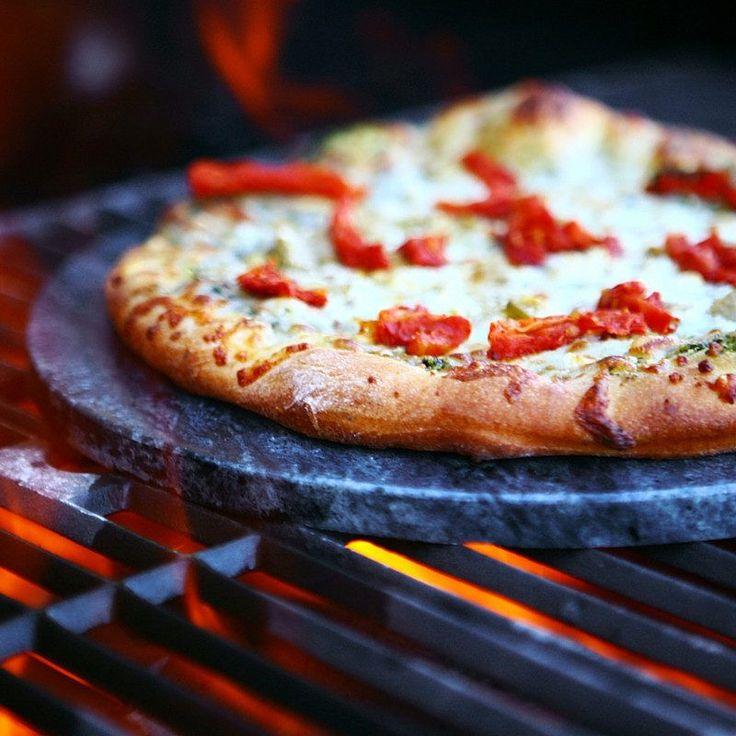 "Soapstone Pizza Stone 12"""