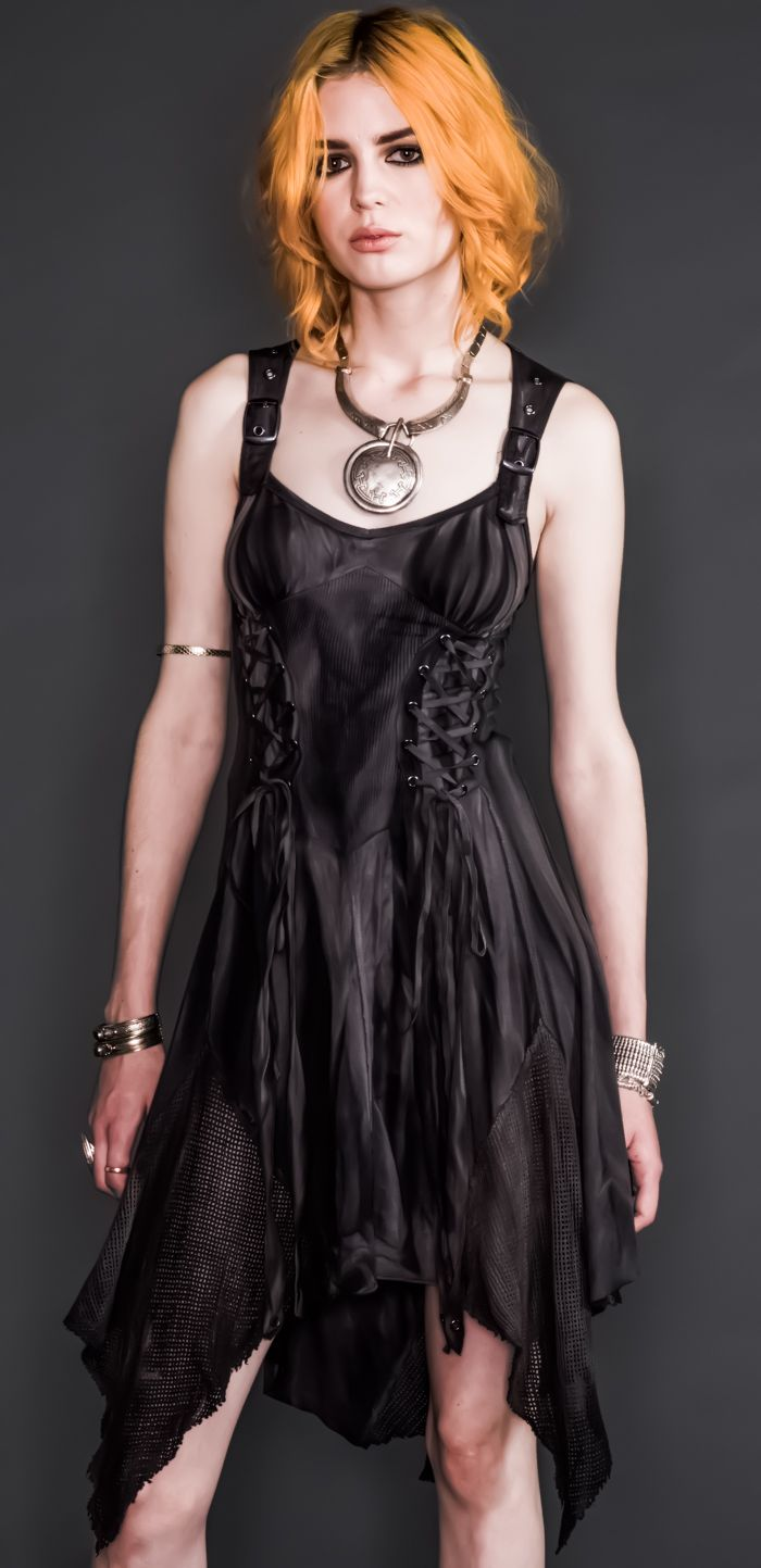 "LIP SERVICE Warbird ""Vigilante Justice"" dress #12-182"