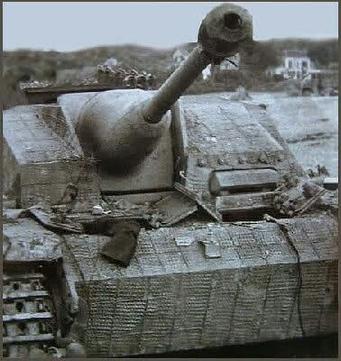 STUG in Normandy, 1944, pin by Paolo Marzioli