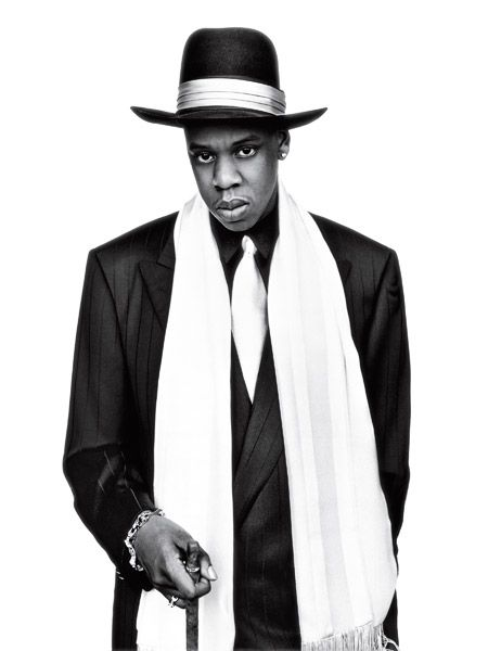 Jay-Z ::: photographed for Reasonable Doubt by Jonathan Mannion ::: 1996.