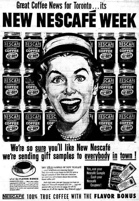 News Toronto - It's Nescafe Week!