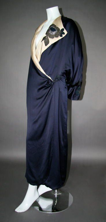 1920s LANVIN Couture Coat 2