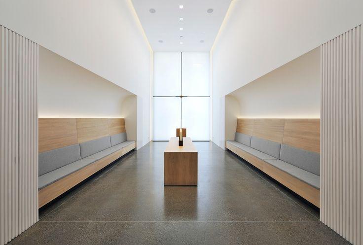 Kirchengebäude und ihre Zukunft - Ausstellung zum Wettbewerb in der Architektenkammer Saarbrücken