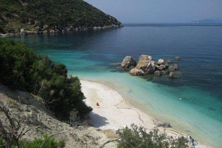 Rentini - Myrtos kefalonia panoramic sea view bay,2-4+