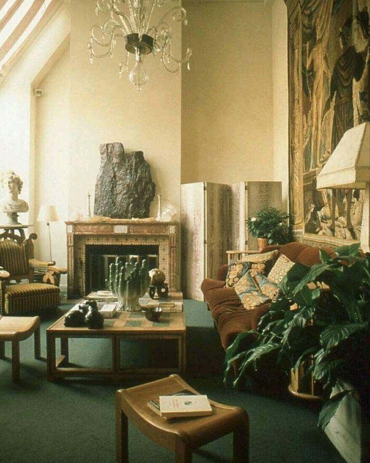 Appartement Parisien Rivegauche Decoration Jacquesgrange French InteriorsRoom DividersFolding ScreensLiving