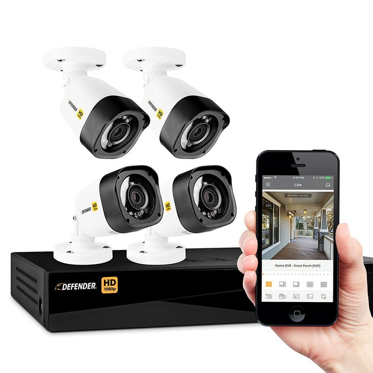 25 Best Canada Security Amp Surveillance Systems Images On
