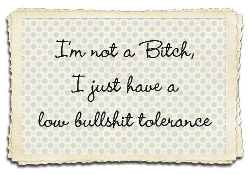 *hi5*My Friend, Bullshit Friends, Bullshit Tolerant, Business Cards, Lol So True, Bitch Friends, Bullshit Quotes, Totally Me, True Stories