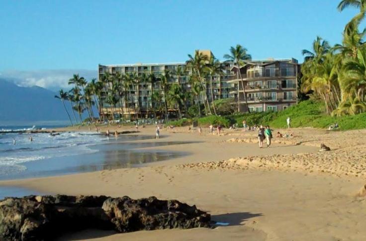 Keawakapu Beach, Mana Kai Resort Maui