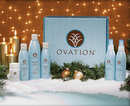 Detangling Ovation Hair | hairlosscureguide.com