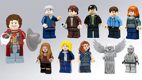 Lego Doctor Who Set Officially Enters Review Phase