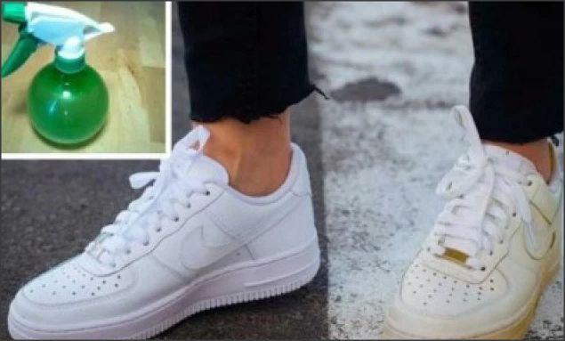 Nós todos amamos tênis brancos, certo? Mas, também sabemos que eles são muito difícil mantê-los limpos. Mas, você não deve estar preocupado, porque neste artigo, vamos mostrar um truque simples, que irá ajudá-lo a limpar seus sapatos brancos sujos e torná-los branco novamente. Com este truque simples, recebendo seus sapatos brancos sujos de olhar novo …