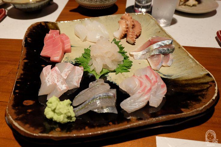 Nagahori - Michelin 1 star Izakaya in Osaka - Sashimi