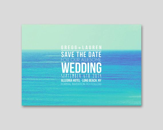 17 Best images about Save the Date Design – Save the Date Wording for Destination Wedding