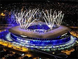 ✿⊱♥ Arena do Grêmio (Porto Alegre). <3