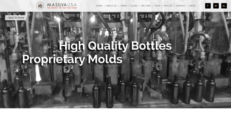 MA SILVA USA Website