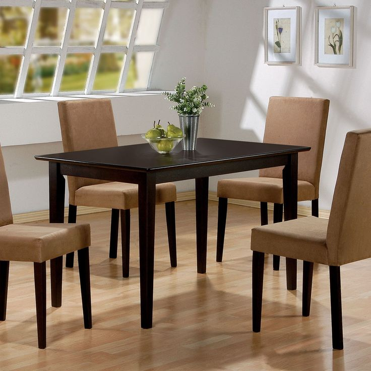 Elegant Dining Table Set for Apartment