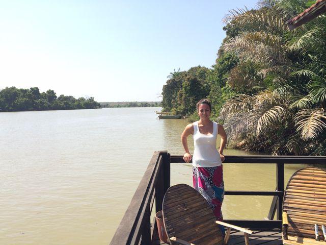 banjul the gambia river en Banjul, City of Banjul