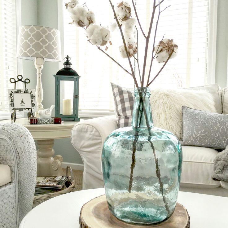 Shabby Chic Modern Living Room - [peenmedia.com]