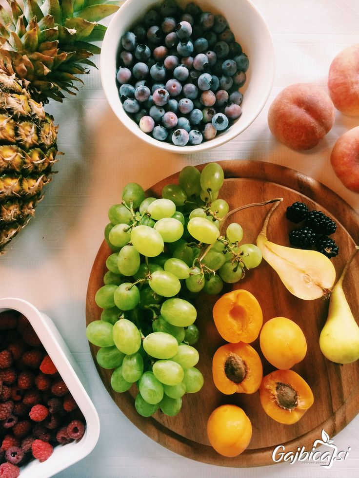 Summer fruit!