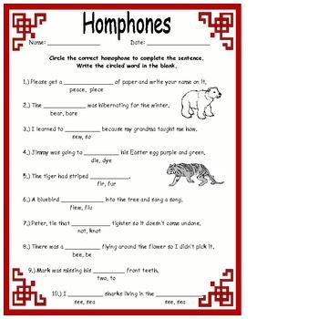 1000+ images about Homophones on Pinterest | Homographs ...