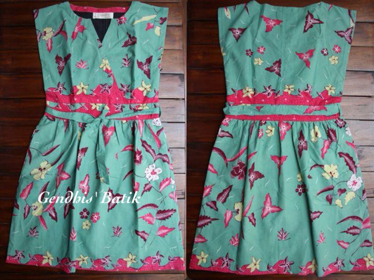 Batik Cirebonan + Lining Tricot, by Gendhis Batik