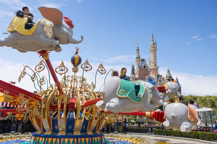 19 Firsts You Didn't Know About Shanghai Disneyland