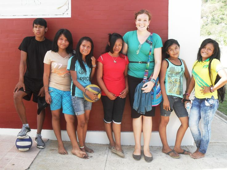 Me and some of my jovenes (youth)