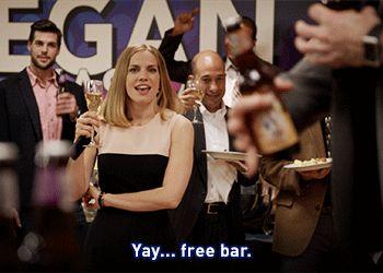 Veep HBO bar free bar hbo veep