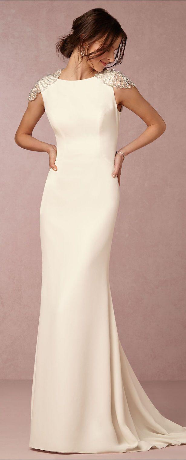 BHLDN #Wedding Dress - Belle The Magazine