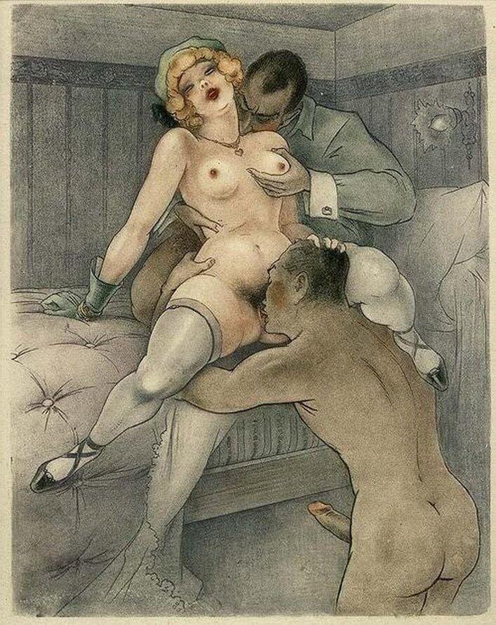 vintage porno escort girl la defense