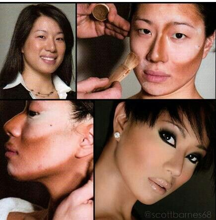 Contouring by the Amazing Scott Barnes