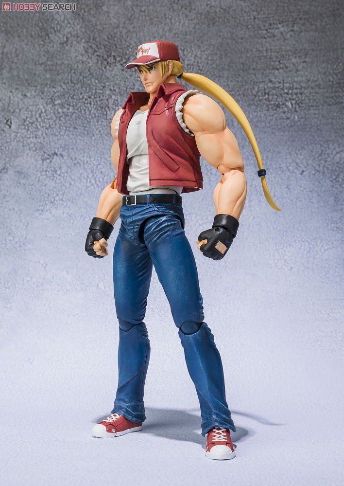 [BANDAI] The King of Fighters: Terry Bogard D-Arts
