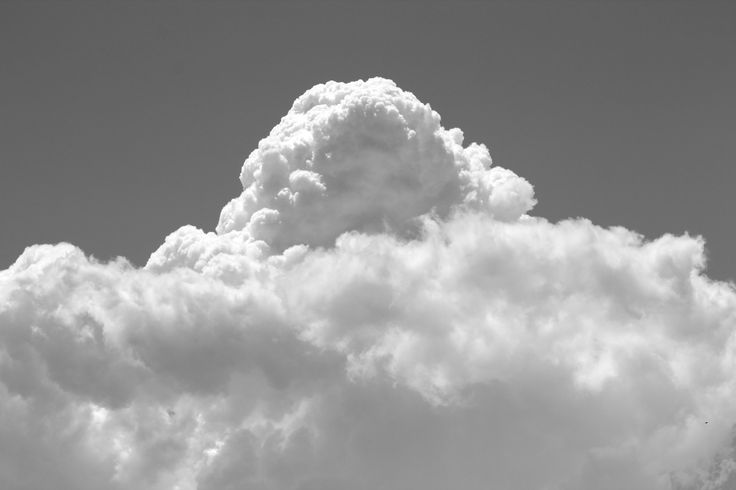 Cumulus Cloud || Got my camera out and snapped this guy showing off