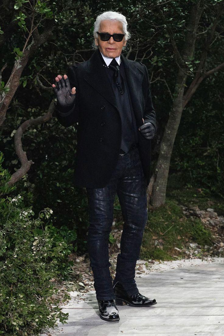 Karl Lagerfeld   Chanel - Pasarela