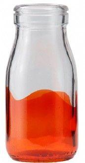 Mini Milk Bottle Orange - $??.?? NZD - New Zealand