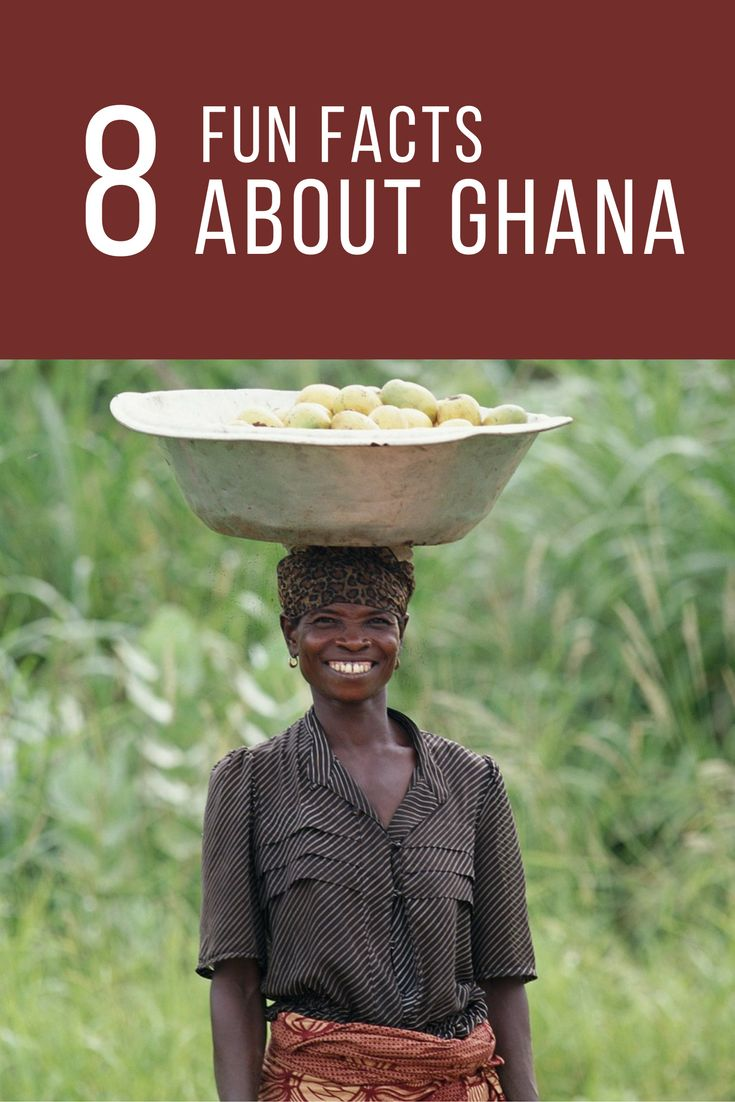 Learn a little about West Africa through these 8 fun facts about #Ghana. And don't forget to check out the exciting #activities and #games that will help you and your kids learn mor