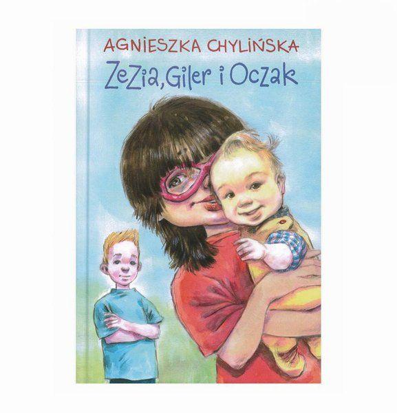 Zezia, Giler i Oczak, Agnieszka Chylińska