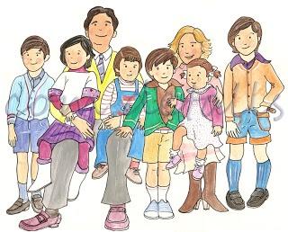 Mejores 41 imgenes de Dibujos de Familias en Pinterest  Familias