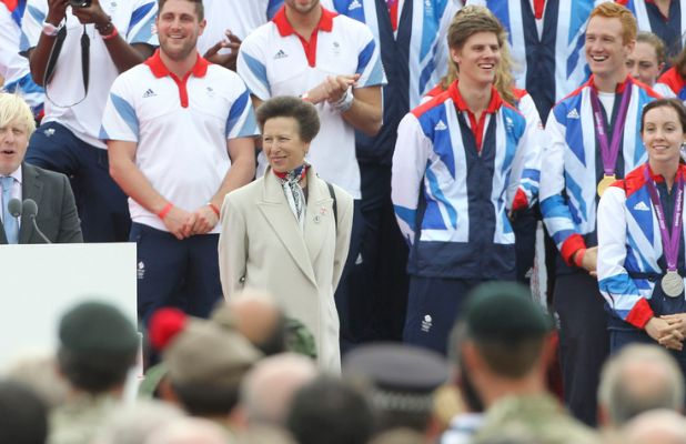 Princess Anne arrived in Rio de Janerio on Tuesday morning, three days before the 2016 Olympic Games officially get underway with the Opening Ceremony on Friday. The Princess Royal will stay in Bra…