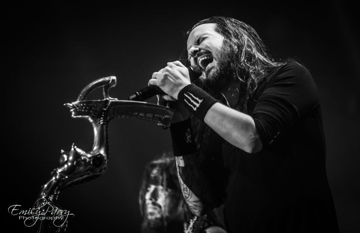 Jonathan Davis, Korn All rights reserved ©Emily Parry Photography