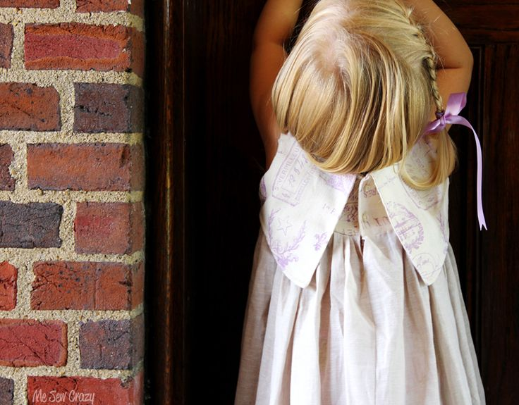 Madeline Dress – Free Pattern
