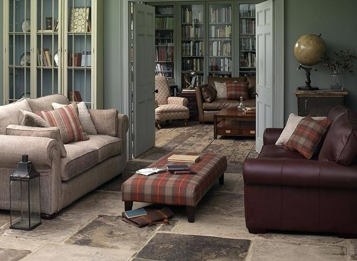 Phenomenal Leather And Fabric Sofas Amazing Mixing Leather And Fabric Beutiful Home Inspiration Xortanetmahrainfo