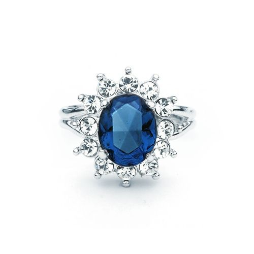 A Touch of Royalty Montana Ring