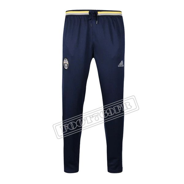 Destockage:Nouveau Pantalon Survetement Juventus Bleu Marine 2016 2017 Thai Edition | Foot769Fr
