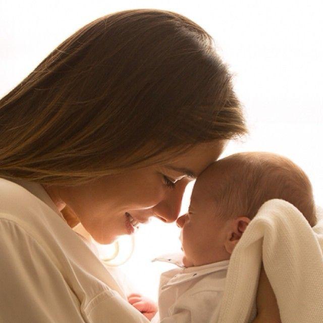 Apresentadora deu à luz Pedro no dia 14 de setembro