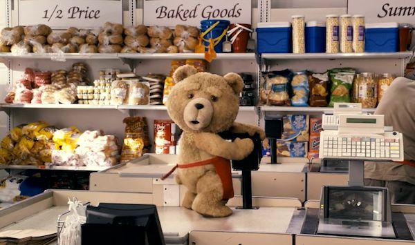 Ted (2012) - Mark Wahlberg, Seth MacFarlane, Mila Junis