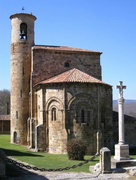 San Martín de Elines, Valderredible. #Cantabria #Spain #Travel
